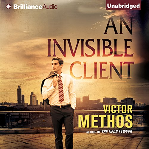 An Invisible Client audiobook cover art