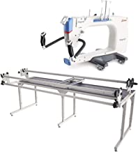 Grace Q'nique 21 Longarm Quilting Machine with Continuum 8' Quilting Frame