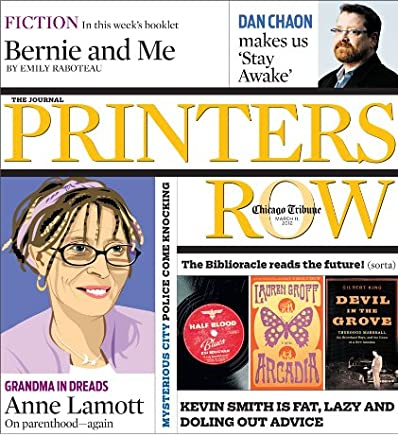 Printers Row Journal, March 11, 2012 (English Edition)
