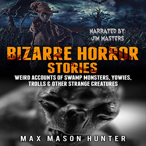 Bizarre Horror Stories cover art
