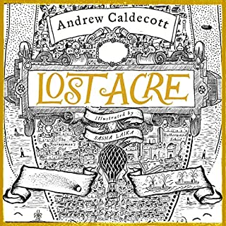 Lost Acre cover art