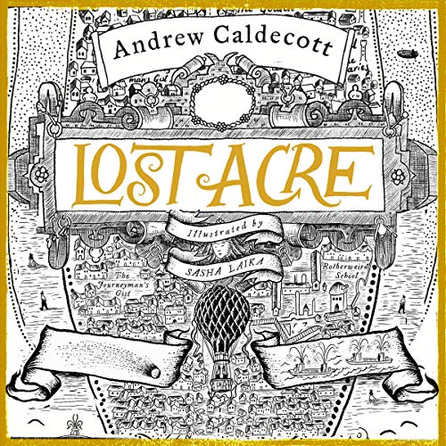 Lost Acre audiobook cover art