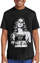 BuddhaGarment Devil's Rejects Baby Sheri Moon Zombie Horror Movie Teeny Sporty Comfort Short Sleeve T Shirt