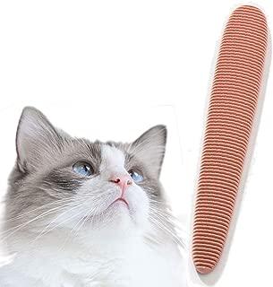 Komii Cat Comb Pet Comb Simulated Cat Tongue Brush Groomer for Pet Cat Daily Hair Care Tools Removing Matted Fur & for Sensitive Skin