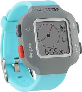 Time Timer Orologio Plus Gioventù, Colore Blu Turchese