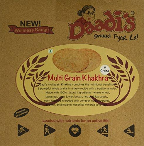 Daadi'S Multigrain Khakhra 200G (Pack of 2)