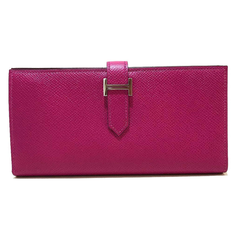 (エルメス)HERMES ベアンスフレ 長財布 二つ折り財布(小銭入れあり) エプソン レディース 新品
