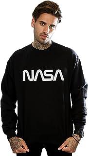 Absolute Cult NASA Men's Modern Logo Sweatshirt