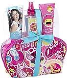 SOY LUNA Disney Kosmetiktasche, 1er Pack (Eau de Toilette 100 ml, Duschgel 60 ml, Bodylotion 60 ml)