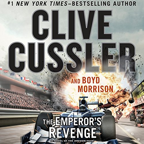 Couverture de The Emperor's Revenge