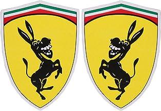 Suchergebnis Auf Für Ferrari Aufkleber Logo