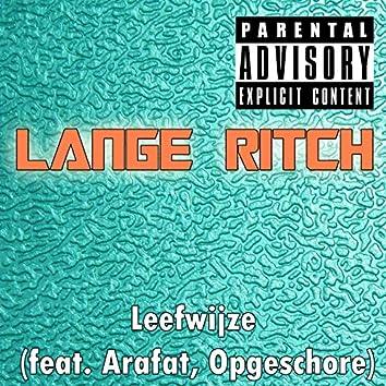 Leefwijze (feat. Arafat, Opgeschore)