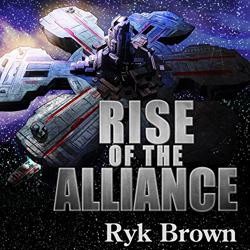 Rise of the Alliance audiobook cover art