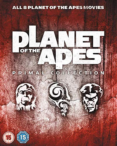Planet Of The Apes - Primal Collection (8 Blu-Ray) [Edizione: Regno Unito] [Italia] [Blu-ray]