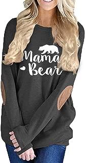 girlie girl mama bear shirt