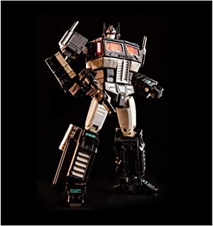 KBB MODEL Transformer Voyager Class Black Optimus Prime MP10-V