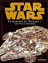 STAR WARS VAISSEAU ENGIN PLAN