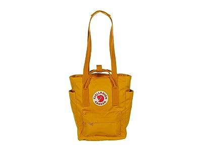 Fjallraven Kanken Totepack Mini (Ochre) Tote Handbags