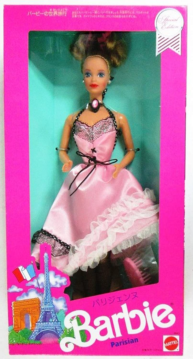 Barbie Collector   9843 DOW Parisian