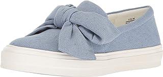 [ナインウエスト] Women's Onosha Denim Fashion Sneaker [並行輸入品]