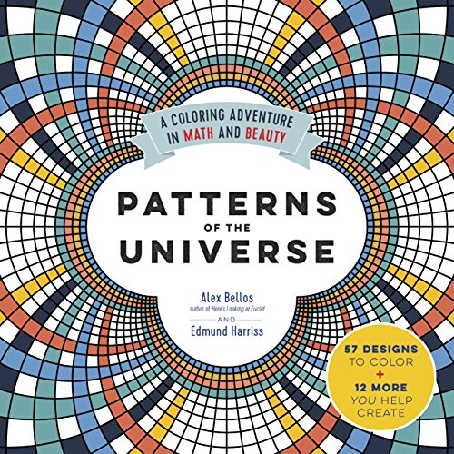 A Coloring Adventure in Math and Beauty