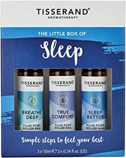 "Tisserand""The Little Box of Sleep"" 3-Pieces Kit, 30 ml Pack of 3"