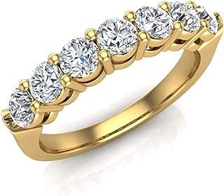Best 18 carat gold 1 carat diamond ring Reviews