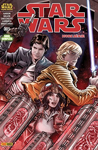 Star Wars HS n°1 (Couverture 1/2)