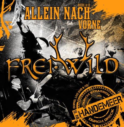 Frei.Wild - Händemeer (Limitierte Fanbuch Edition inkl. 2 DVDs + Live CD)