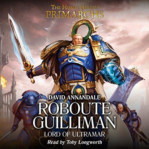 Roboute Guilliman audiobook cover art