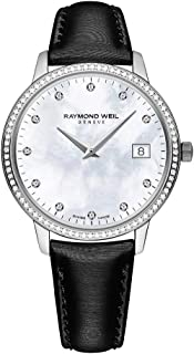 Toccata Mother of Pearl Diamond Dial Ladies Watch 5388-SLS-97081