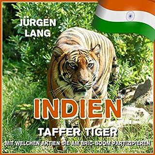Indien - Taffer Tiger Titelbild
