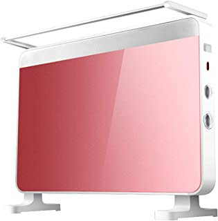 FMOGE Convection Heater, 2200W Freestanding Or Wall Mounting Heater with 24H Timer, 3 Modes, LCD Display,Overheat Protecti...
