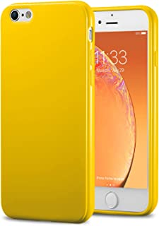 yellow iphone 6 phone case