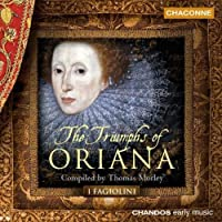 Triumphs of Oriana by GEORGE FRIDERIC HANDEL (2002-03-26)