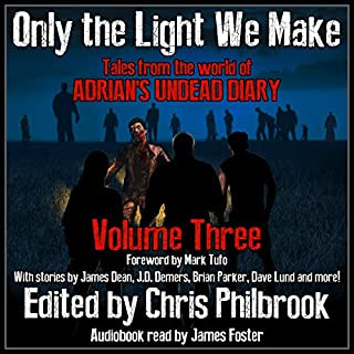 Only the Light We Make audiobook cover art