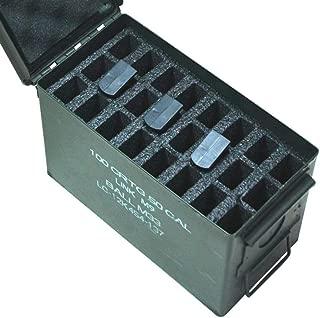 Case Club M2A1 .50 Cal Ammo Can Foam