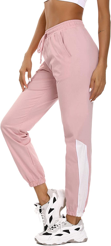 Mujer Pantalones Para Correr Para Mujer Para Yoga Fitness Pilates Aiboria Pantalones Deportivos Para Mujer Pantalones Largos Casuales 100 Algodon Para Mujer Ropa Lekabobgrill Com