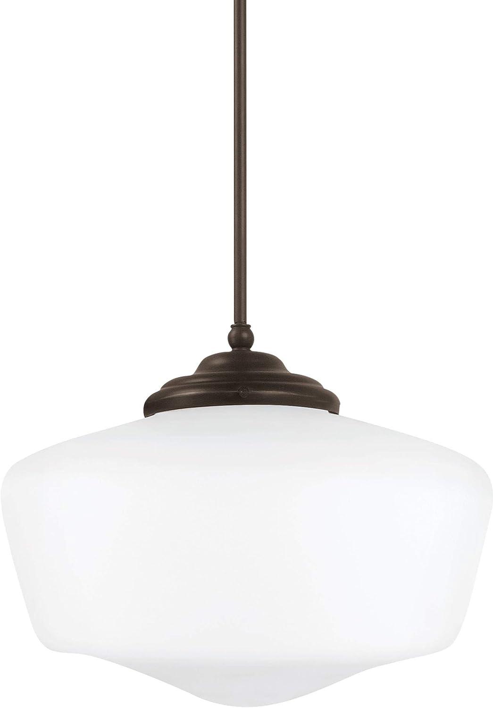 Sea 2021new shipping free shipping Gull Max 79% OFF Lighting 65439EN3-782 Academy Pendant Fi Modern Hanging