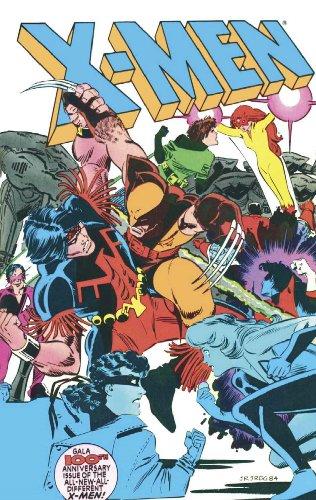 Essential X-Men Volume 5 TPB -  Claremont, Chris, Paperback