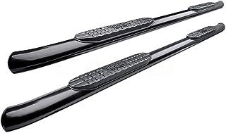 Westin Pro Traxx 4 Oval Nerf Step Bars   2019-2020 Ranger SuperCrew   21-24155   Black   1 Pair