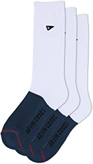 Arvin Goods The Casual Sock Sustainability First 100% Upcycled Materials