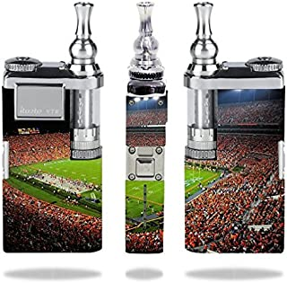 Innokin itaste VTR Vape E-Cig Mod Box Vinyl DECAL STICKER Skin Wrap / College Football Stadiums