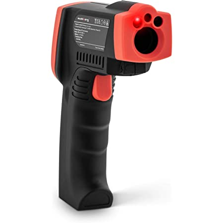Steinberg Systems Sbs Ir 1300 16 Infrared Thermometer Laser Thermometer 50 To 1 300 C Lcd Business Industry Science