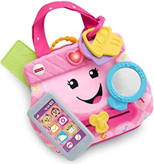 Fisher-Price Laugh & Learn My Smart Monedero para bebé, color rosa