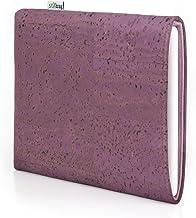 Funda Stilbag eReader Vigo para Icarus Illumina XL HD | eBook Reader Bag - Made in Germany | Corcho púrpura, Fieltro de Lana Lila