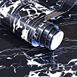 Martin Kench - Lámina adhesiva para muebles, 3 m / 5 m x 0,6 m, lámina de mármol, resistente al agua, lámina autoadhesiva para cocina, lámina decorativa de PVC para muebles y armarios, plástico, Estilo E., 60 x 500 cm