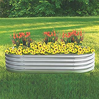 Best galvanized steel trough planters Reviews