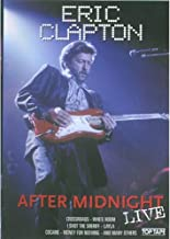 Eric Clapton - After Midnight Live (1988) (Brazilian Edition)
