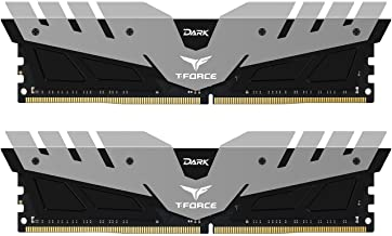 High Performance Gaming Products from TeamGroup 14 Dark Gray, 16GB (2 x 8GB) DDR4-3000 MHz...